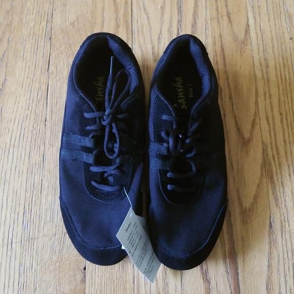 76c88635735 Sansha Shoes   Dance Sneakers   Poshmark
